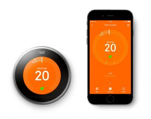 Nest Smart Controls